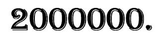 zehnmillionste