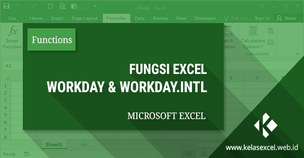 Rumus Excel Workday dan Workday.Intl