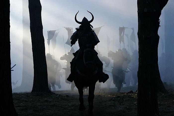 Последний самурай 3