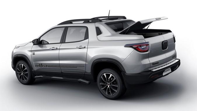 Fiat Toro bate a marca de 200 mil unidades vendidas e chega com nova versão Ultra