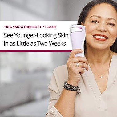 Tria Smooth Beauty Non-Ablative Fractional Laser with Copper Sleep Mask