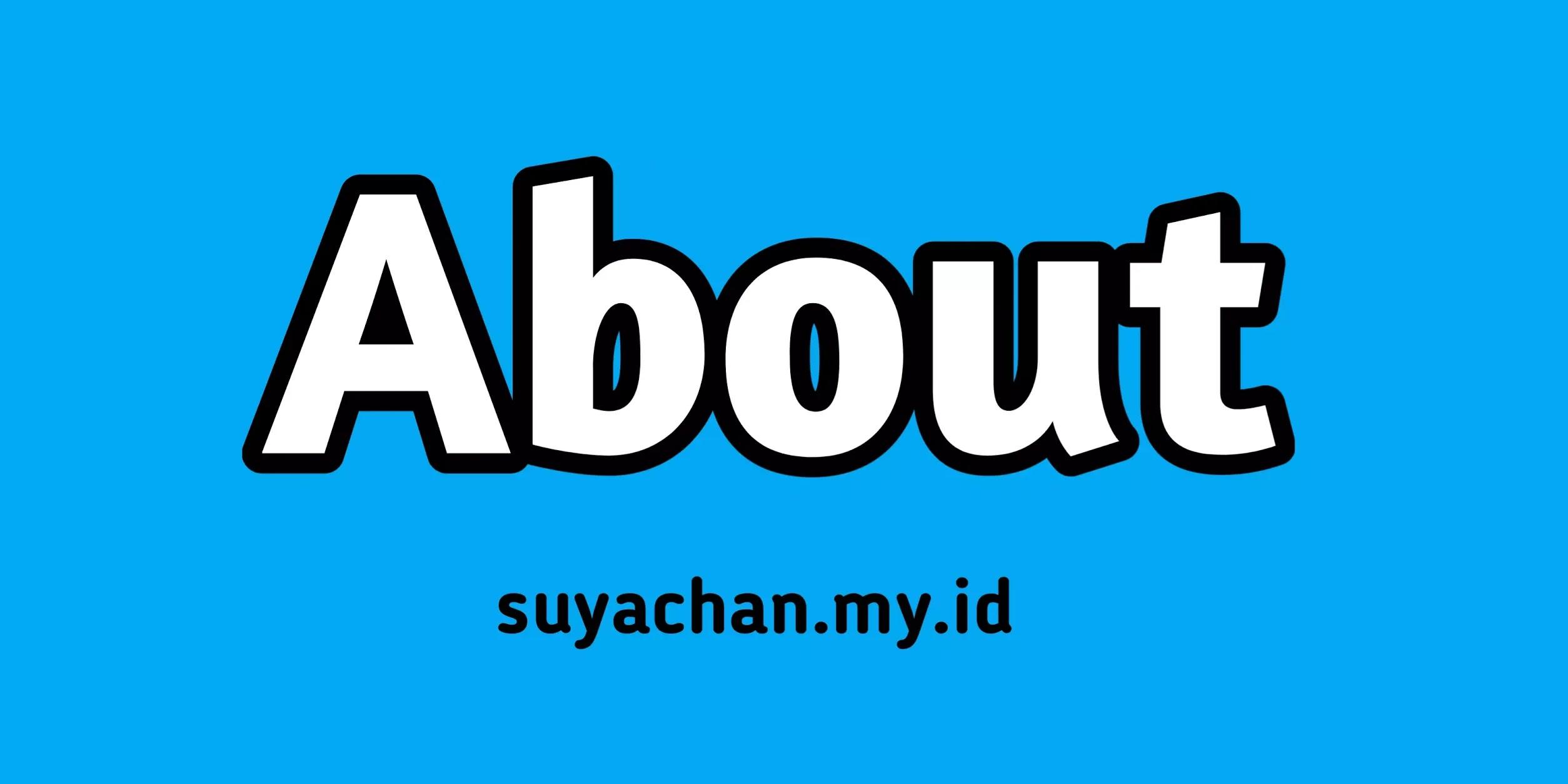 About suya chan