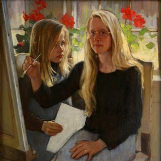 Американский художник. Tom Root