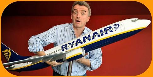 """الرئيس التنفيذي لشركة الطيران """" Ryanair """" يصف المسلمين بالارهابيين"""