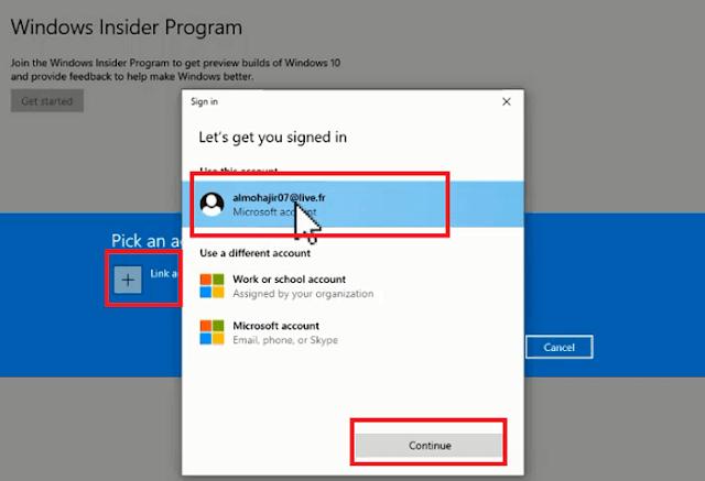 كيف تكون أول من يحصل على تحديثات ونسخ الويندوز 10 الجديدة شرح windows insider program