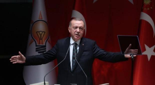 Erdogan Kisahkan Sejarah: Yerusalem adalah Milik Turki