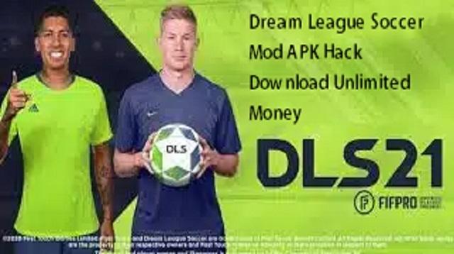 Dream League Soccer Mod APK Hack Download Unlimited Money