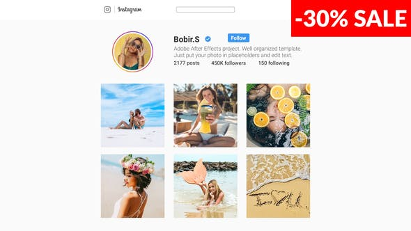 Instagram Promo[Videohive][After Effects][16398284]
