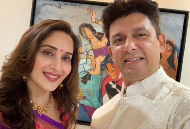 श्रीराम नेने है पत्नी माधुरी से ज्यादा परफेक्ट कुक, एक्ट्रेस ने खुद किया खुलासा