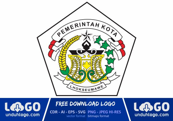 Logo Kota Lhokseumawe