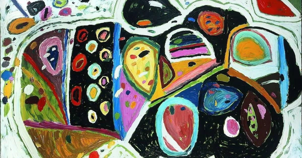 Gillian Ayres - British Abstract Art