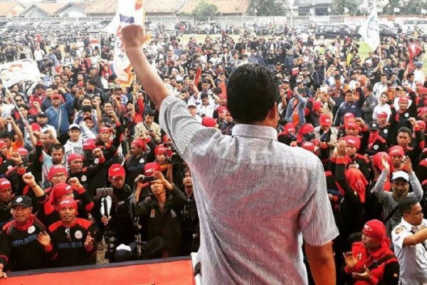 Serikat Buruh KSPI Tolak TKA China: Sarjana Indonesia Juga Berkompetensi!
