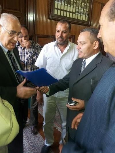 أحمد عبدالرحيم يقدم رؤية للإصلاح الاقتصادى في قطاع الزراعة