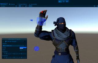 أساسيات إنشاء الرسوم المتحركة للعبتك Game Engine