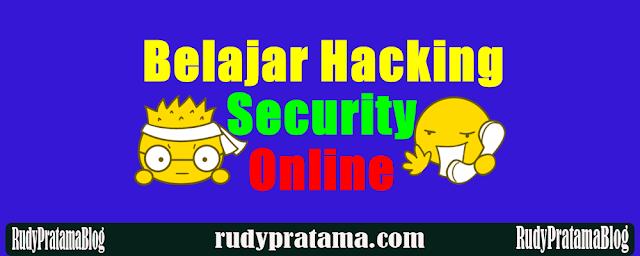 Belajar Ethical Hacking Online