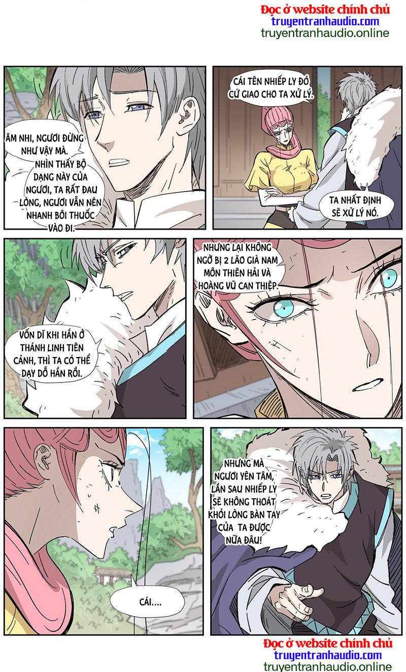 Yêu Thần Ký Chương 323.5 - Truyentranhaudio.online