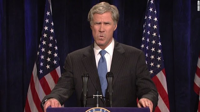 Causa furia el informe que Will Ferrell actuará como el presidente Reagan