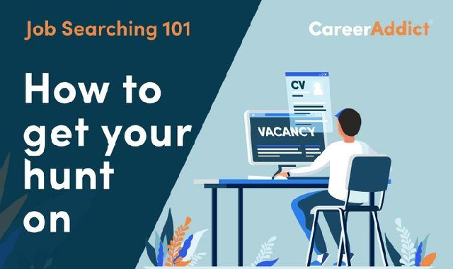 The Ultimate Strategies to Help you Find a Job #infographic