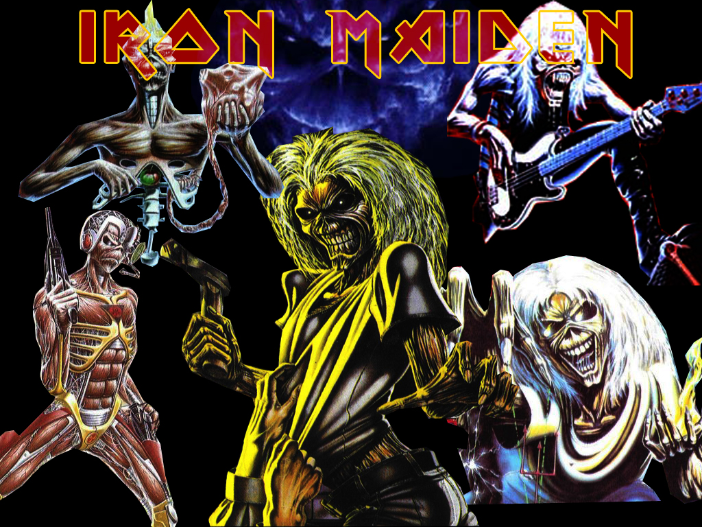 A Guitar Chords Iron Maiden Wallpapers