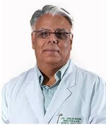 Dr. Vinod Raina, Cancer Treatment
