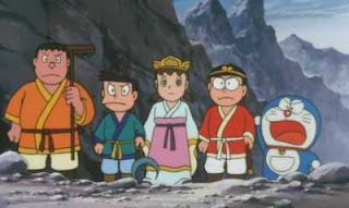 Download Doraemon Nobita Bana Superhero 1988 Hindi Dubbed 300mb