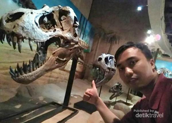 Menengok Jejak Dinosaurus di Asia Tenggara