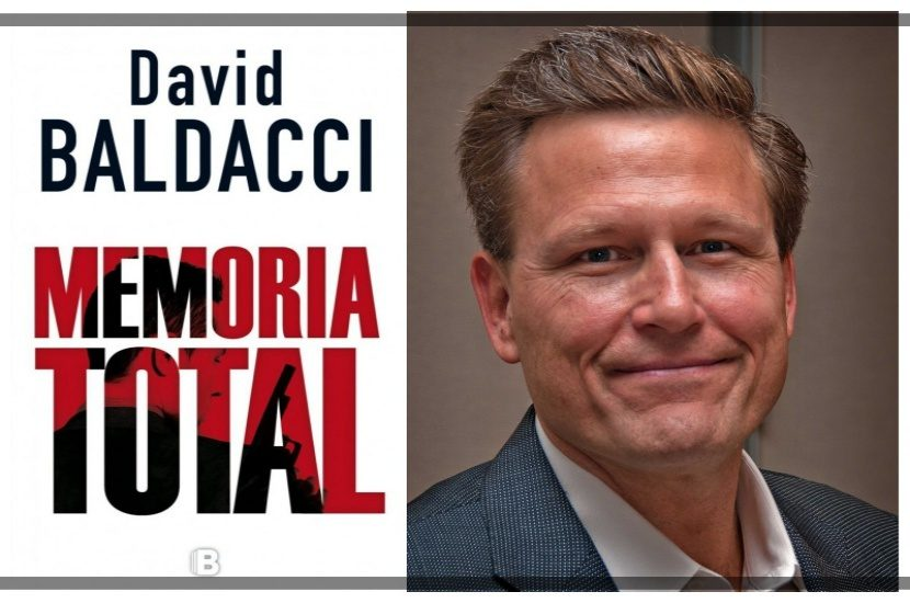 Memoria Total, David Baldacci