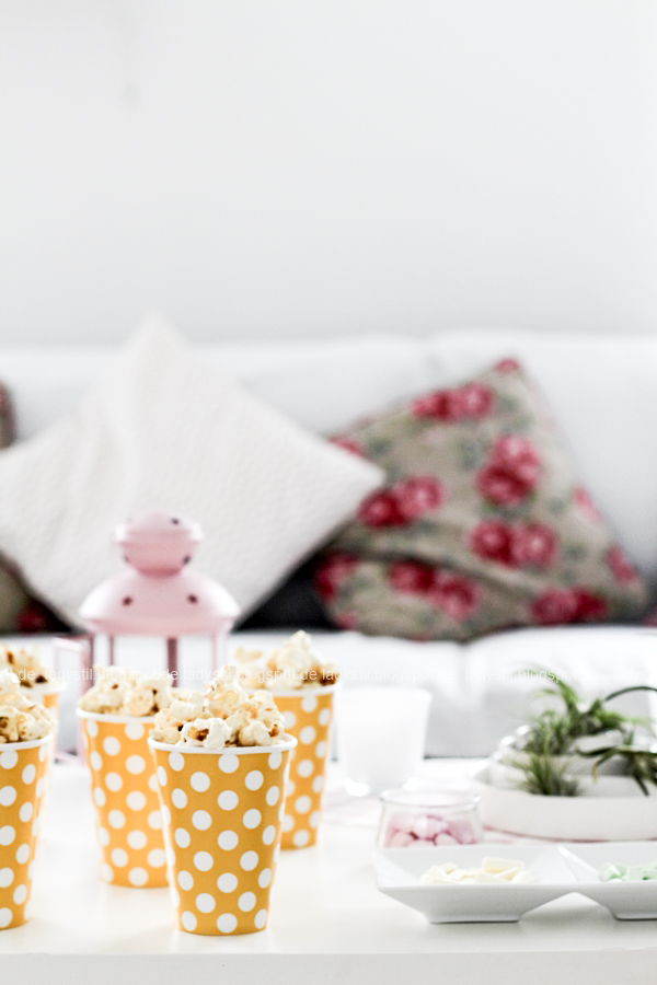 Wellness für Zuhause oder eine Mädels-Party im Spa-Tempel, selbstgemachter Lippenbalm und DIY Zitronen-Peeling, Wellness-Party-Food