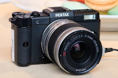 Pentax Q Software and Firmware Download