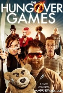 Pelicula The Hungover Games