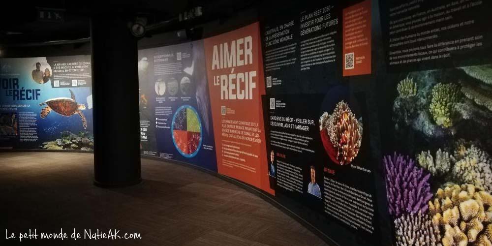 Avis sur l'Aquarium de Paris