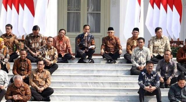 Permintaan Maaf Jokowi kepada Pihak yang Tak Dapat Kursi Menteri
