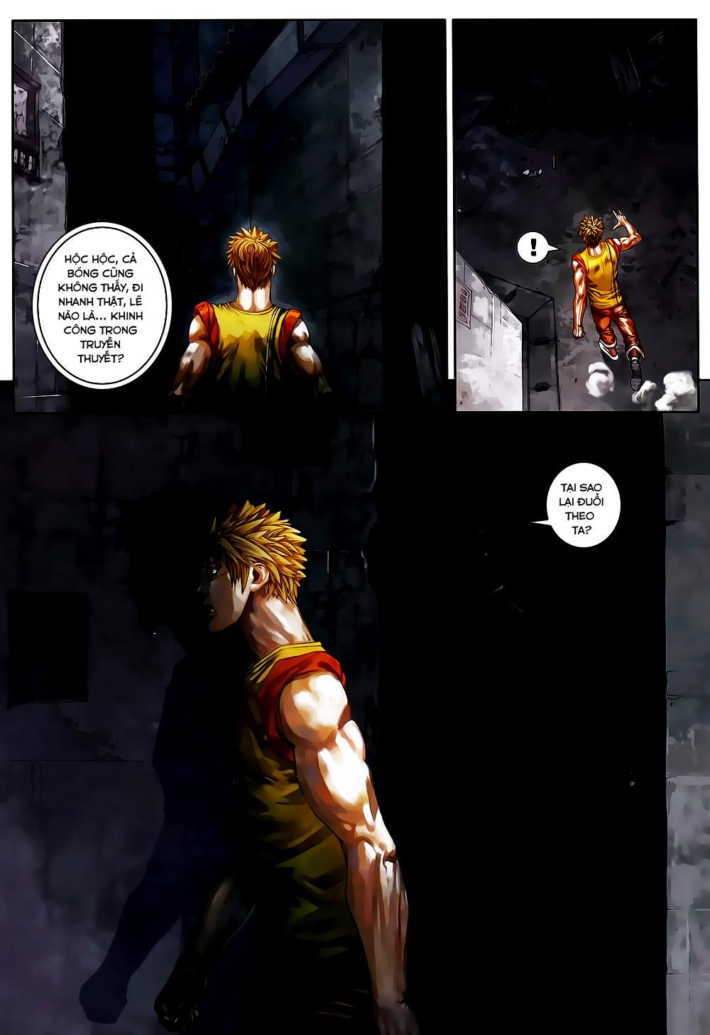 Quyền Đạo chapter 2 trang 3