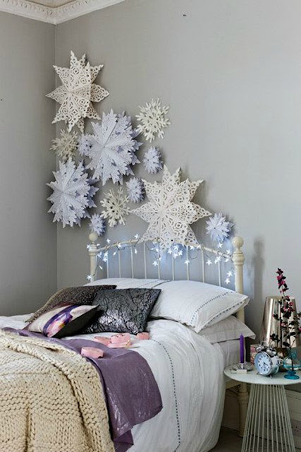 ideas para decorar dormitorios juveniles en navidad by with decorar juveniles