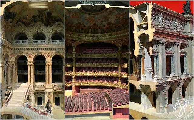 opera house model