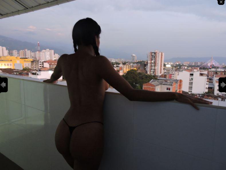 Alessa Boner Model Skype