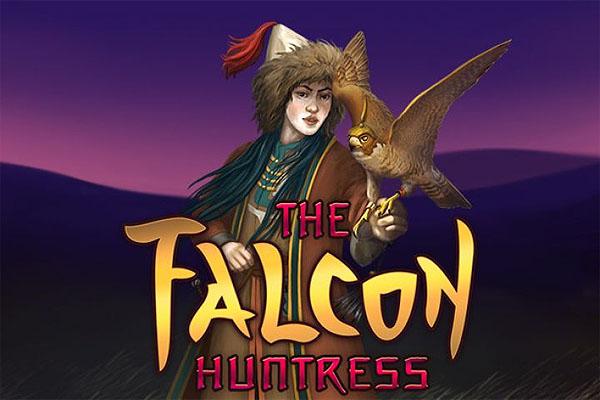 Main Gratis Slot The Falcon Huntress (Thunderkick)