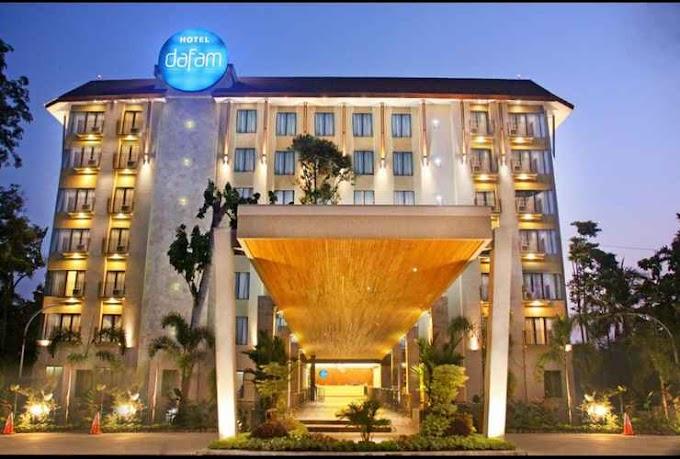(review) Menginap di Hotel DAFAM Lubuklinggau....Twice