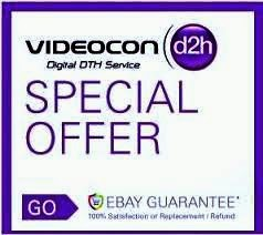 Now buy video con D2H dth online from d2h ebay store and get 500 channels and services access, including chains experience 27 Asli HD TV channels display for real life.