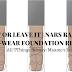NARS Radiant Longwear Foundation | Buy it or Leave it