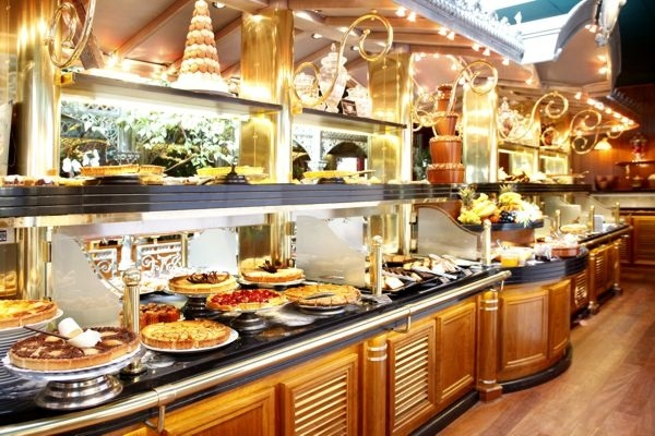 Les grands buffets galardonado con el certificado de excelencia 2016 de tripadvisor - V and b narbonne ...