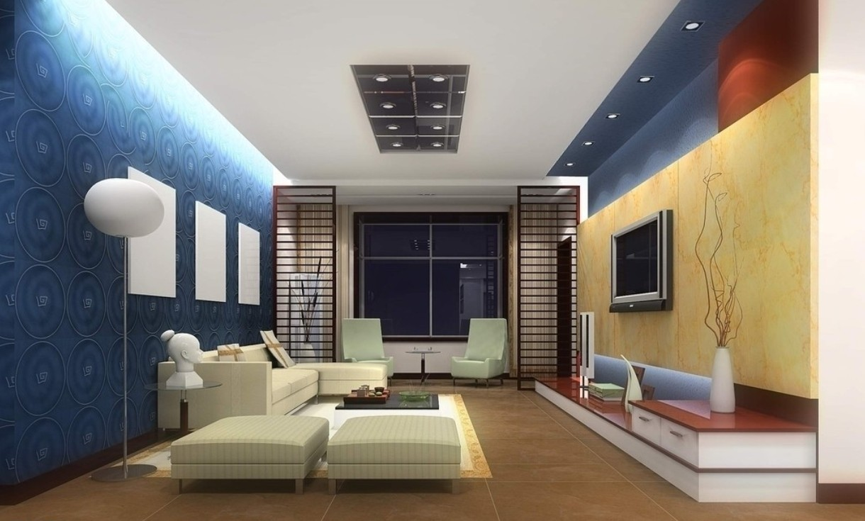 Wall Decors For Living Room: Foundation Dezin & Decor