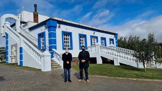 PAMPA GAÚCHO: Caçapava do Sul inaugura o primeiro empreendimento turístico-sensorial da Rota das Oliveiras do Estado