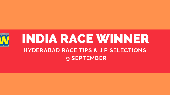 Hyderabad Race Selections 9 September