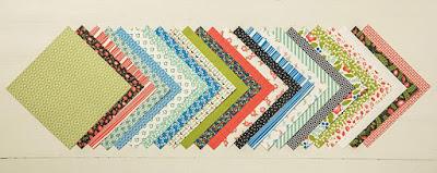 Pretty Petals Designer Series Paper, Stampin' Up!