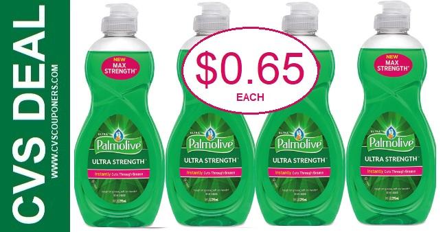 Palmolive CVS Coupon Deal $0.65 3-8-3-14
