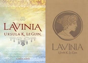 Lavinia - Couvertures