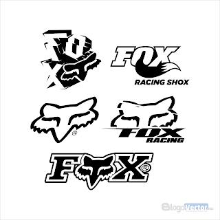 FOX Racing Logo vector (.cdr)