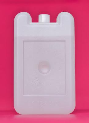 paquete frio 400 mL agua conservacion cadena frio vacunas