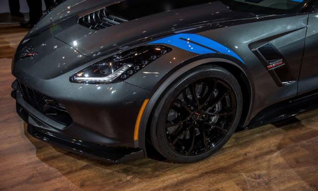 2017 Chevrolet Corvette Grand Sport Reviews